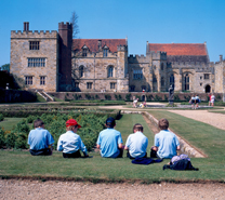 School Trips In Kent School And Group Visits At Penshurst Place